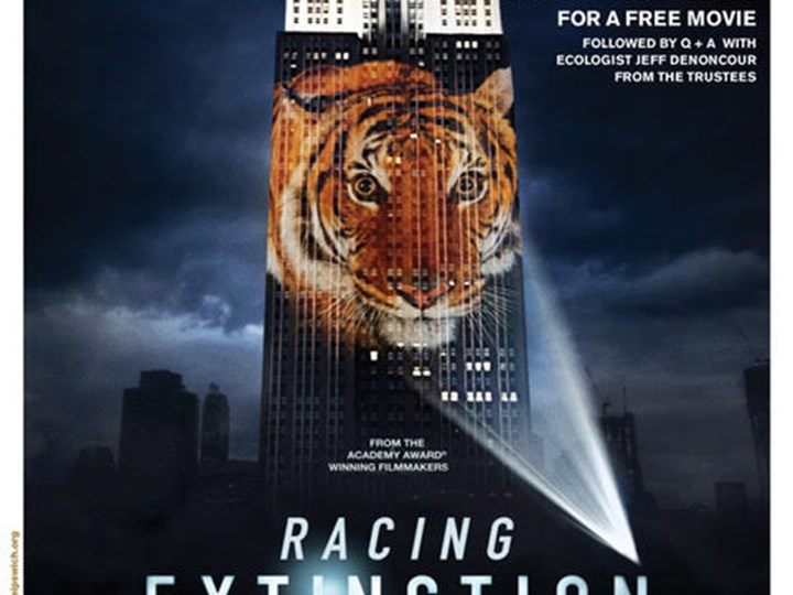 SCREENING: RACING EXTINCTION